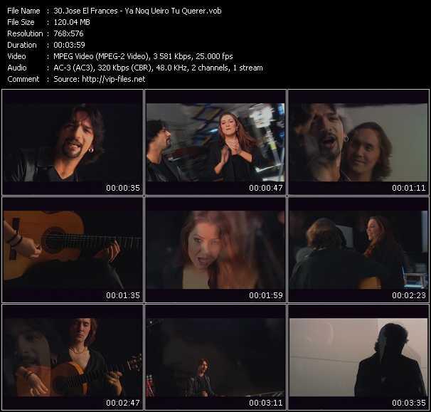 Jose El Frances video screenshot