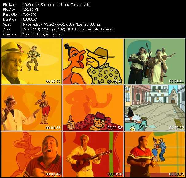 Compay Segundo video screenshot