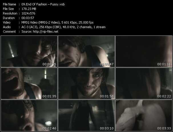 End Of Fashion video screenshot