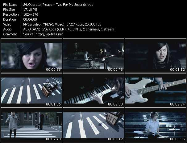 Operator Please video screenshot