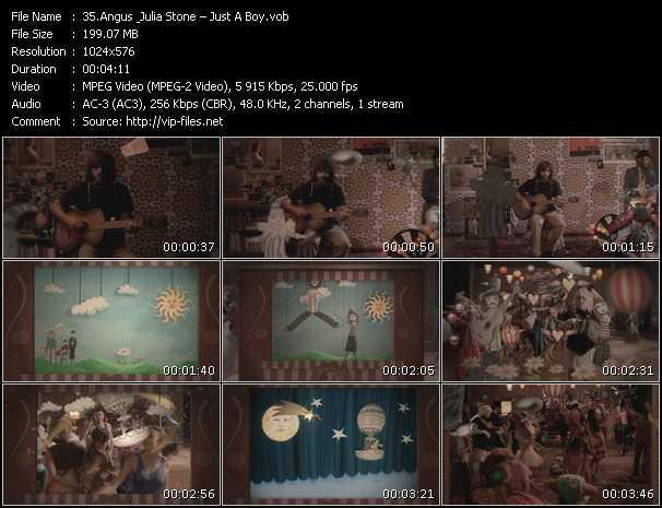 Angus And Julia Stone video screenshot