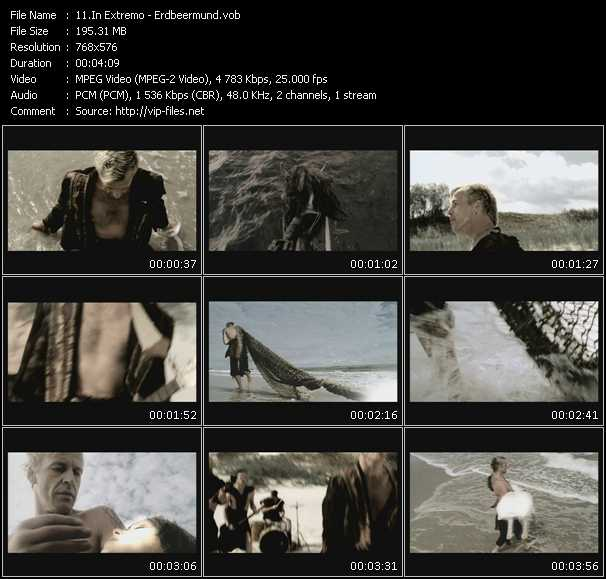 In Extremo video screenshot