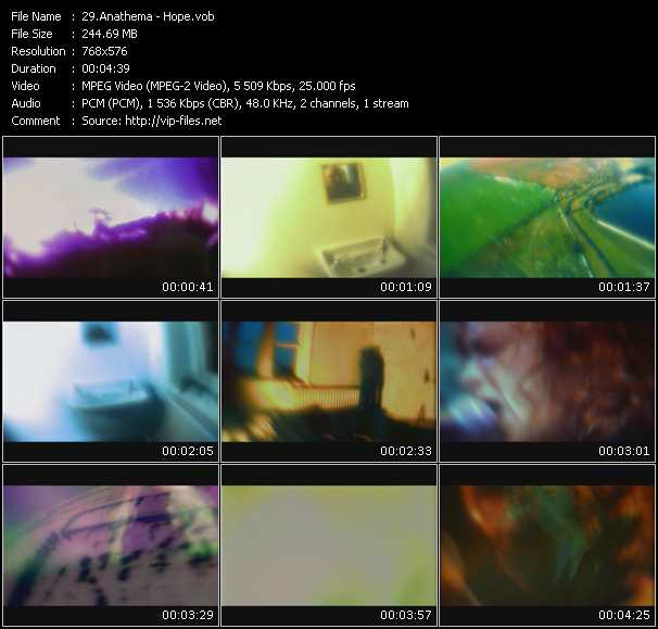 Anathema video screenshot