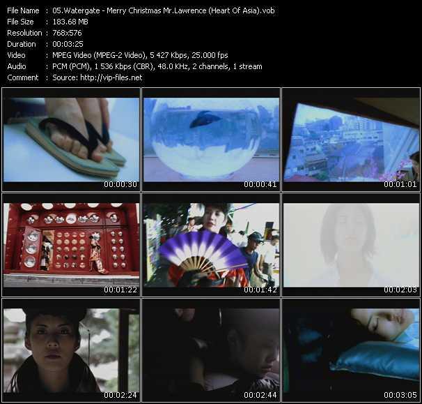 Watergate video screenshot