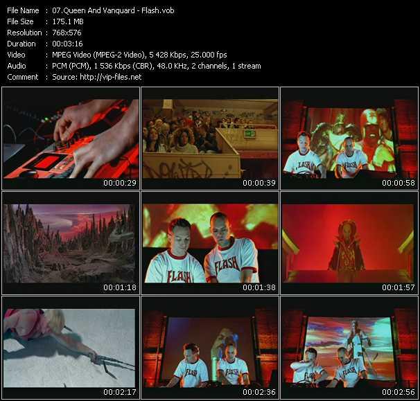 Queen And Vanguard video screenshot