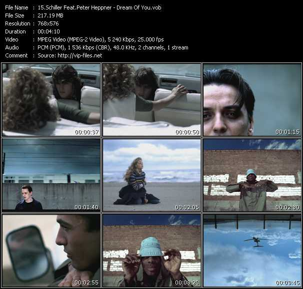 Schiller Feat. Peter Heppner video screenshot