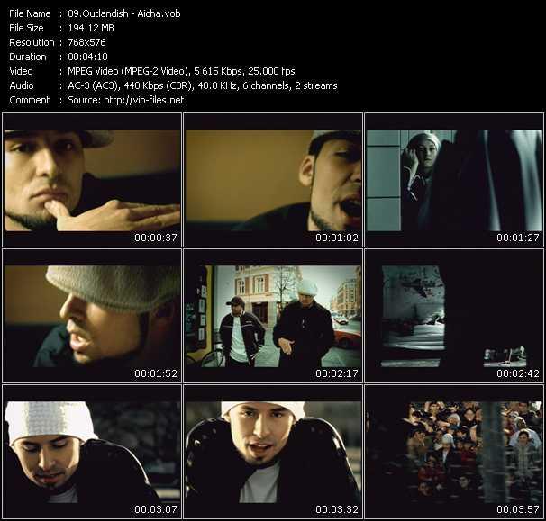 Outlandish video screenshot