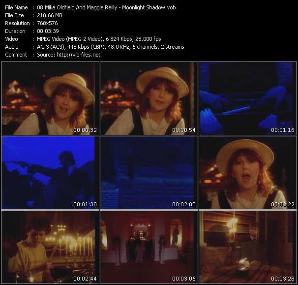Mike Oldfield Feat. Maggie Reilly video screenshot