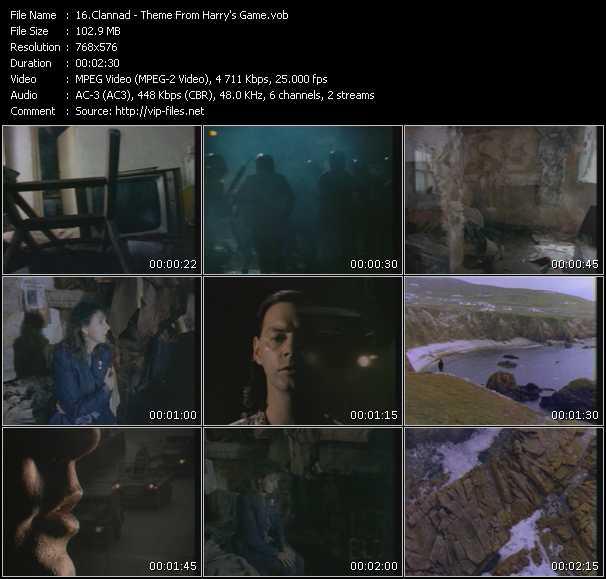 Clannad video screenshot