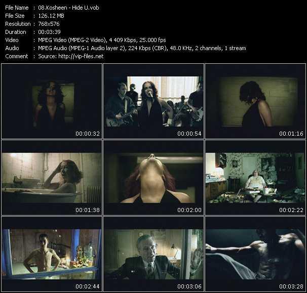 Kosheen video screenshot