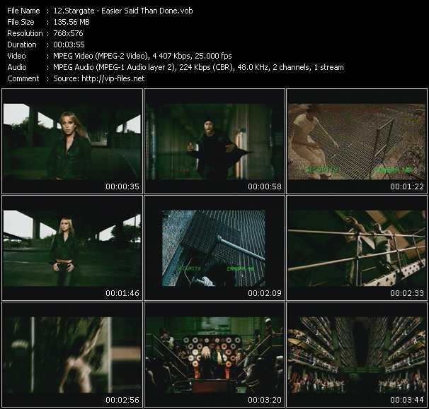 Stargate video screenshot