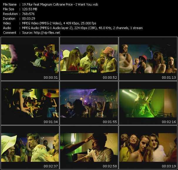 Filur Feat. Magnum Coltrane Price video screenshot