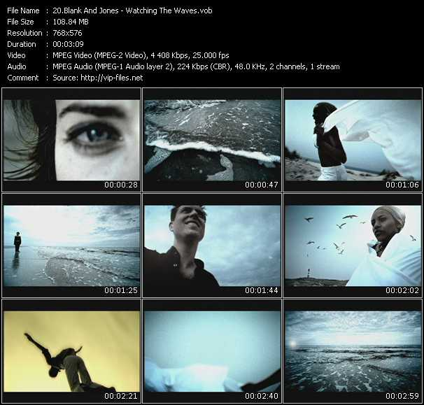 Blank And Jones video screenshot