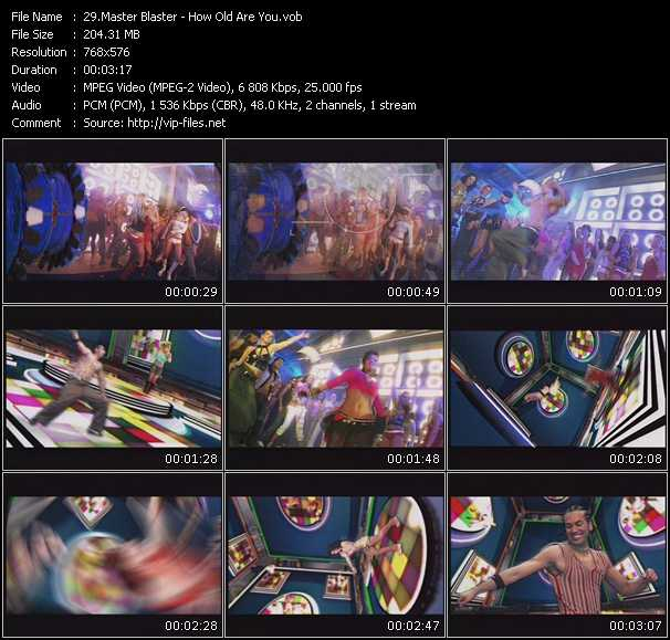 Master Blaster video screenshot