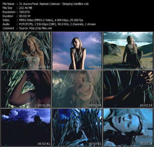 Aurora Feat. Naimee Coleman video screenshot