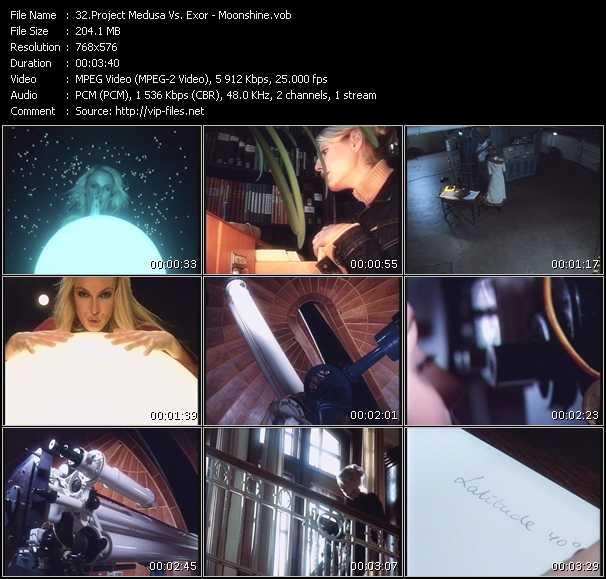 Project Medusa Vs. Exor video screenshot