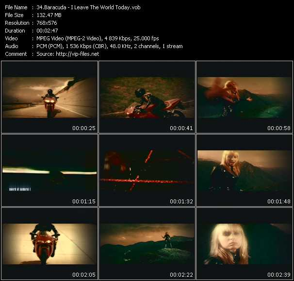 Baracuda video screenshot