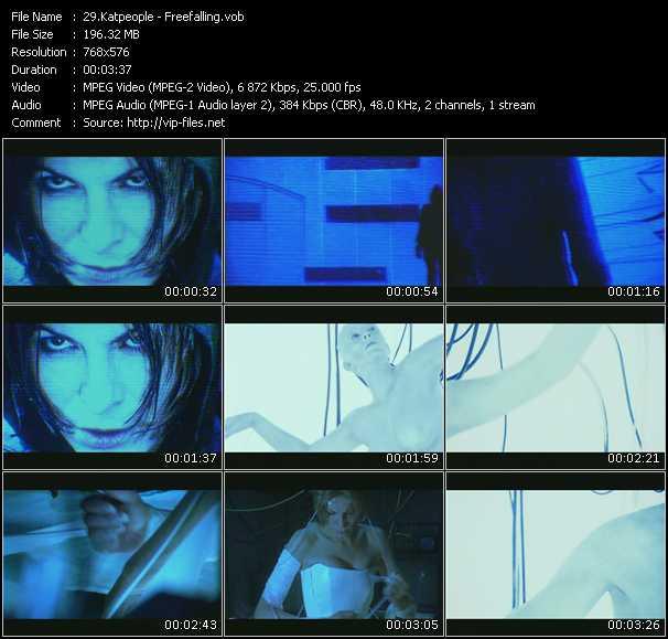 Katpeople (Kat People) video screenshot