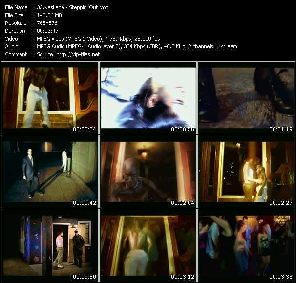 Kaskade video screenshot