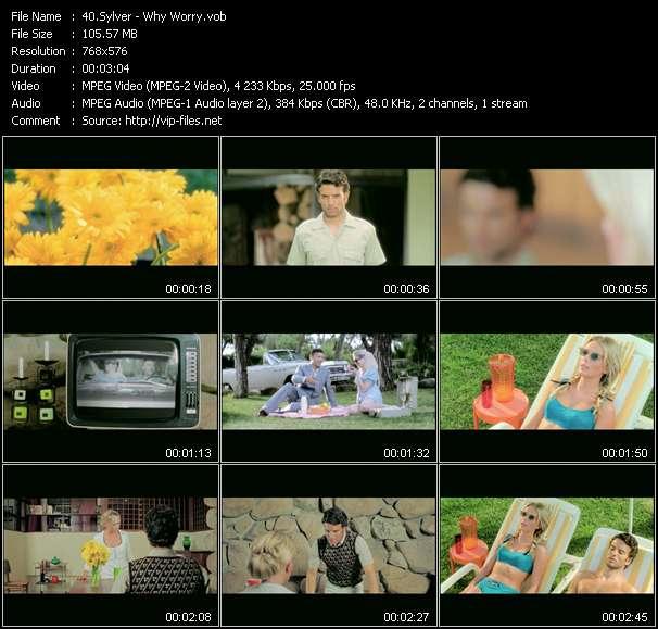 Sylver video screenshot