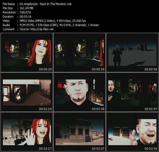 Angelzoom video screenshot