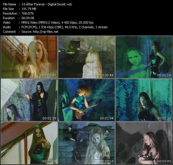 After Forever video screenshot