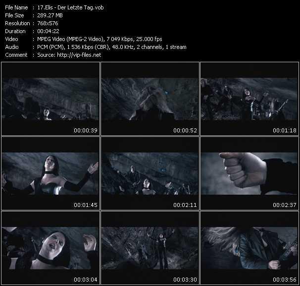 Elis video screenshot