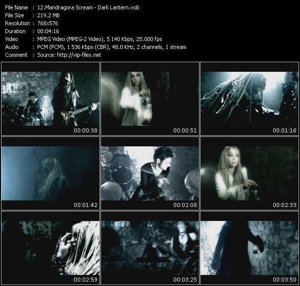 Mandragora Scream video screenshot