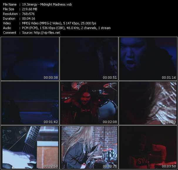 Sinergy video screenshot