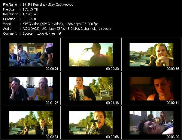 Still Remains video screenshot