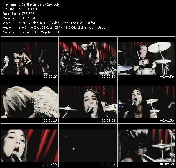 Ga-Ga-S video screenshot