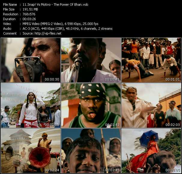 video The Power Of Bhangra screen