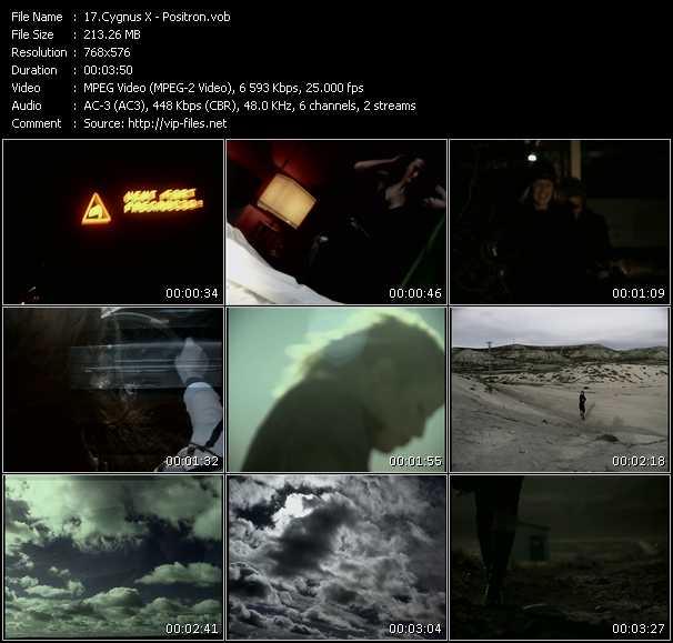 Cygnus X video screenshot