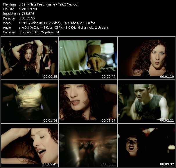 K-Klass Feat. Kinane video screenshot