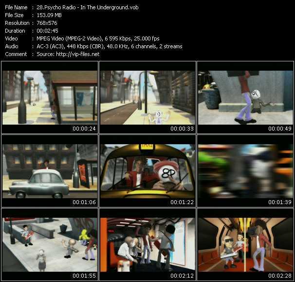 Psycho Radio video screenshot
