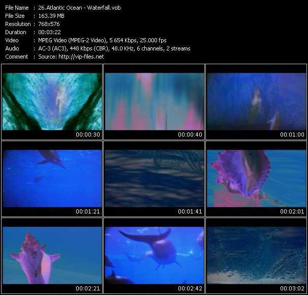 Atlantic Ocean video screenshot