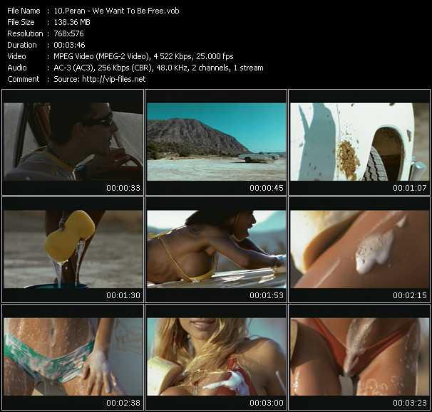 Peran video screenshot