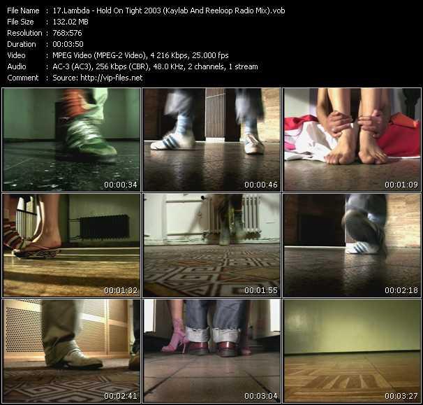 Lambda video screenshot