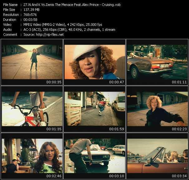 N And K Vs. Denis The Menace Feat. Alex Prince video screenshot