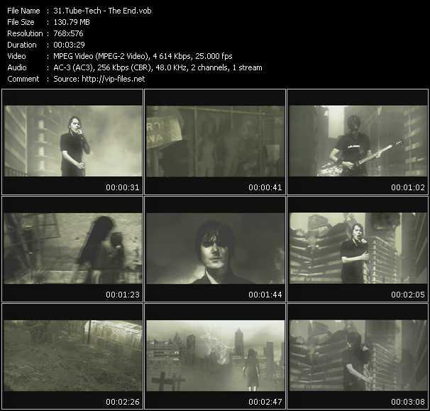 Tube-Tech video screenshot