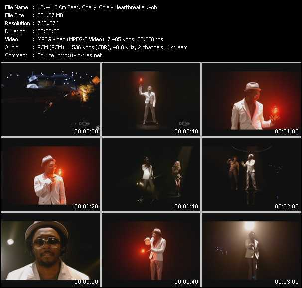 video Heartbreaker screen