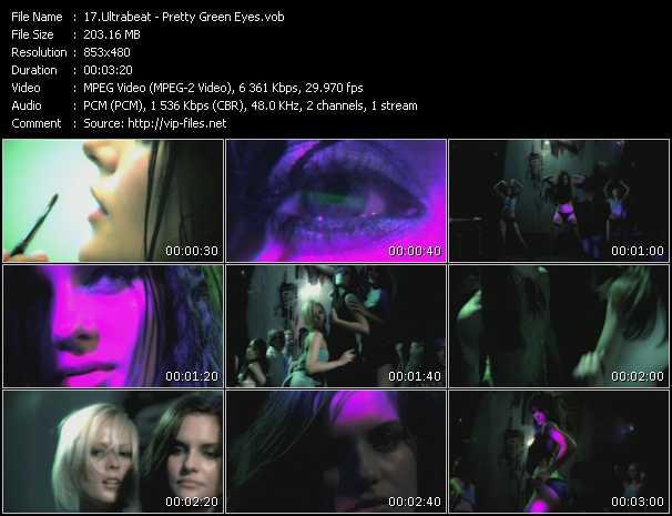 Ultrabeat video screenshot