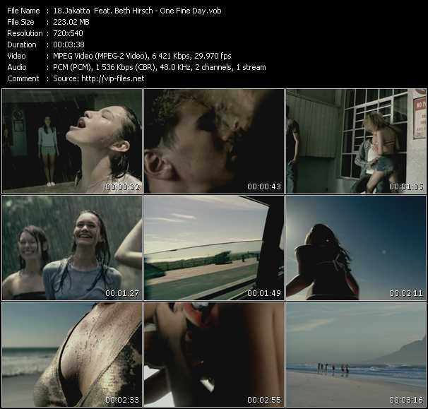 Jakatta Feat. Beth Hirsch video screenshot