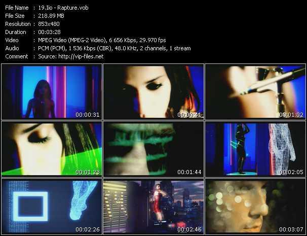 Iio video screenshot