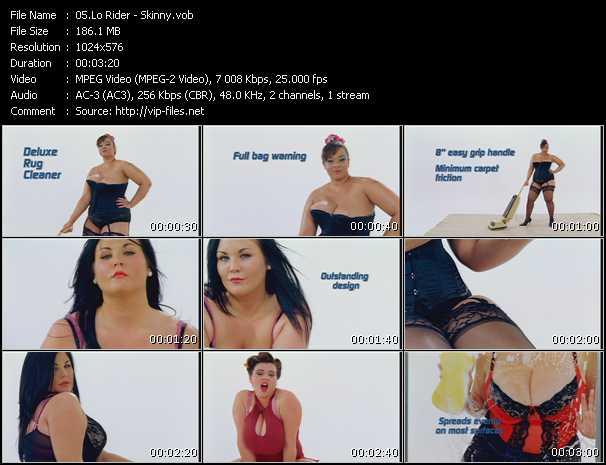 Lo Rider video screenshot