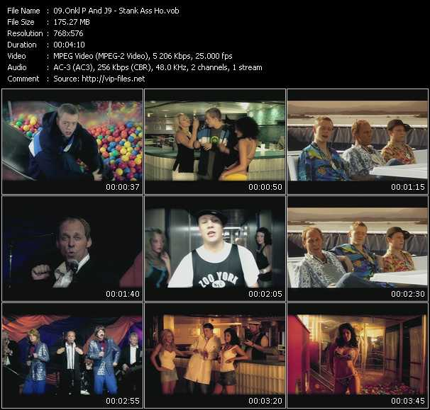 Onkl P And J9 video screenshot