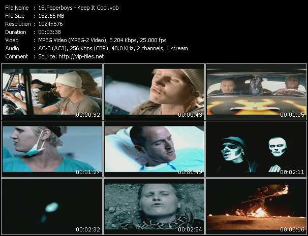 Paperboys video screenshot