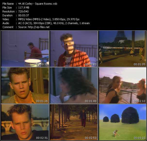 Al Corley video screenshot