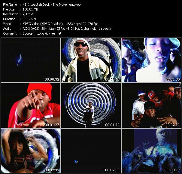 Inspectah Deck video screenshot