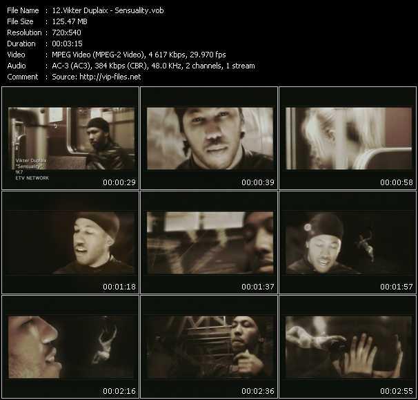 Vikter Duplaix video screenshot
